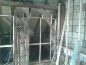 Keukens - Verbouwing van een achterhuis